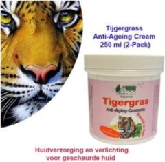 Pullach hof 2-Pack Tijgergrass Anti-Ageing Cream 250 ml