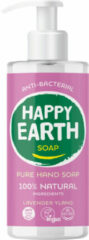 Happy Earth Pure Hand Soap Lavender Ylang 300 ml - 100% natuurlijk
