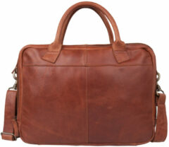 Cowboysbag Crossbodytas Laptop Bag Fairbanks 13-15 inch Bruin