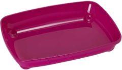 Gebr. de Boon Moderna plastic kittenbakje 37 cm hot pink