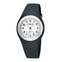 Zwarte Lorus R2395FX9 - Horloge - Kunststof - 31 mm - Zwart
