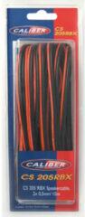 Caliber Accessoire CS 205RBX 2x 0,5mm 10 meter speakerkabel rood zwart