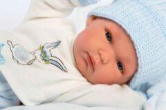 LLorens Babypop Bimbo Met Konijn Celeste 35 cm