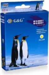 G and G Cartridge Brother geel 12ml