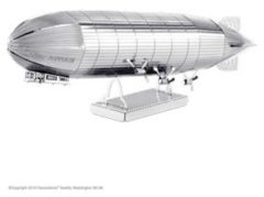 Metalen bouwpakket Metal Earth MMS063 Graf Zeppelin