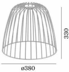 Wever&Ducre Costa 2.1 CAGE WE 90057180 Zwart