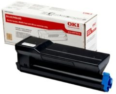 OKI MB480 tonercartridge zwart extra high capacity 12.000 pagina s 1-pack