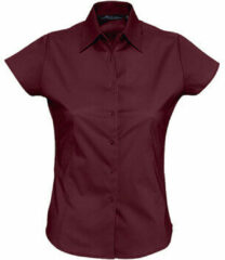 Paarse Overhemd Sols EXCESS CASUAL WOMEN