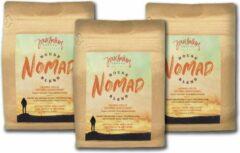 Jones Brothers Coffee Specialty Koffiebonen Nomad House Blend - 3 x 250 gr.