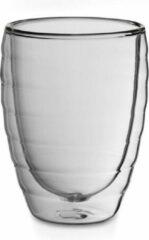 Transparante Latte-Macchiatoglas, set van 4 - Kela | Cesena