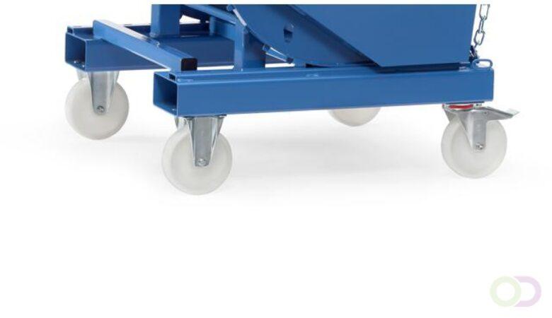 Afbeelding van Fetra Polyamide wielenset - tot 1500 kg, Voor kantelbak/kiepbak 6030/6060/6230/6250/6275