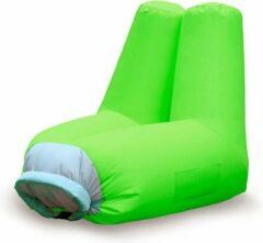 Balvi - Luchtzak Zitzak Cloud - Groen - Polyester - 82x72x82 cm
