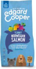 Edgard-Cooper Edgard&Cooper Yummy Norwegian Salmon Adult Zalm&Rode Biet&Appel - Hondenvoer - 7 kg