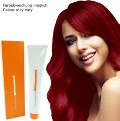 Rode Z.ONE Color The New Attitude Hair Color - 100ml - permanente kleuring crème - 7.64 Red Copper Medium Blonde