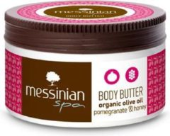 Messinian Spa Body Butter met Granaatappel en Honing