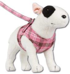 Roze Doxtasy Tuigje Hondentuig Comfy Harnass Scottish Pink