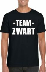 Shoppartners Sportdag team zwart shirt heren M