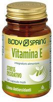 Body Spring Vitamina E Integratore Antiossidante 50 Capsule