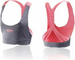 Boxeur Des Rues Lady Sporty Tank Reversible-red