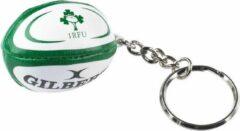 Gilbert rugbybal sleutelhanger Ireland