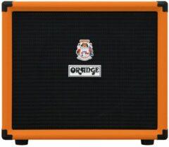 Orange OBC112 1x12 inch 400 watt basgitaar speakerkast oranje