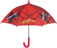 Marvel Paraplu Spider-man 66 Cm Jongens Rood