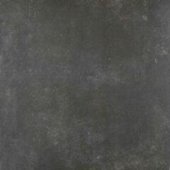 La Fabbric Blue Evol Vloertegel 80x80cm 10mm vorstbestendig gerectificeerd Zwart Mat 1310678