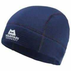 Blauwe Mountain Equipment - Eclipse Beanie - Muts maat One Size blauw/zwart