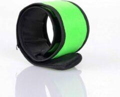ABC-Led Hardloop Armband LED 35cm - Groen