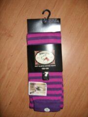Paarse Bonnie Doon capri legging 92/98