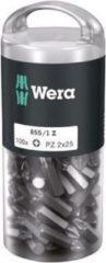 Wera 867/1 Z TORX® DIY 100 SiS 05072451001 Torx-bit T 30 Gereedschapsstaal Gelegeerd, Taai D 6.3 100 stuk(s)