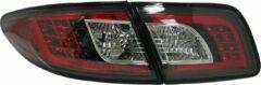 Universeel Set LED Achterlichten Mazda 6 4/5-deurs (excl. Wagon) 2002-2007 - Zwart