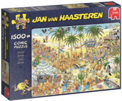 JUMBO Puzzel Jan Van Haasteren De Oase 1500 Stuks (6131906)