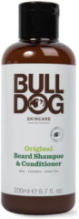 Bulldog Skincare for Men Bulldog Original 2-in-1 Beard Shampoo and Conditioner 200ml
