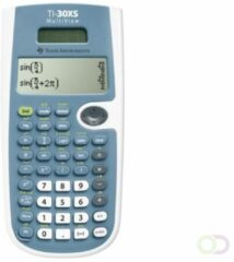 Texas Instruments Texas wetenschappelijke rekenmachine TI-30XS Multiview, werkt op zonnecellen en batterijen