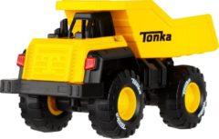 Tonka stortwagen junior staal geel/zwart