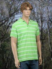 James & Nicholson Poloshirt Milano lime L
