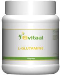 Elvitaal L-Glutamine Poeder