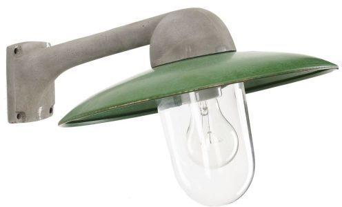 Afbeelding van Groene KS Verlichting KS Fabrique - Wandlamp - Aluminium / Groen