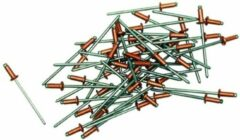 Grijze Gesipa Blindklinknagel 5x14mm (500st.)