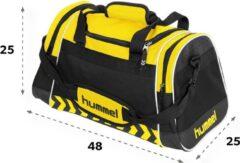 Gele Hummel Sheffield Sporttas Unisex - One Size