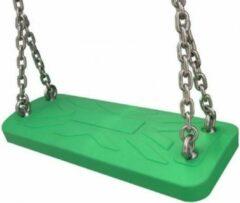 Intergard Rubberen schommel professioneel voor openbare speeltoestellen groen