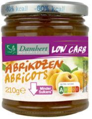 Damhert Dieetconfituur Abrikoos (210g)