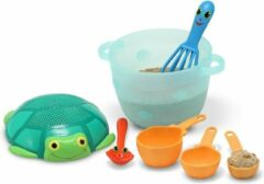 Melissa & Doug - Seaside Sand Baking Set