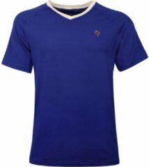 Blauwe Q1905-Quick Heren T-shirt Maat L