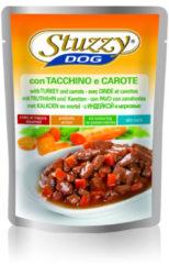Stuzzy Pouch Adult 100 g - Hondenvoer - Kalkoen&Wortel