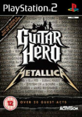 Activision Guitar Hero: Metallica