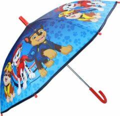 Paw Patrol kinderparaplu voor jongens/meisjes/kinderen 71 cm - Kinderparaplu - Regenkleding/regenaccessoires