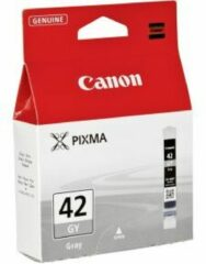 Canon Cartridge CLI-42GY Origineel Grijs 6390B001 Cartridge