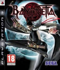 Sega Bayonetta